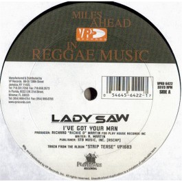 Lady Saw - I've Got Your Man
