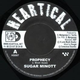 Sugar Minott / Original Uman - Prophecy / La Danse Du Serpent