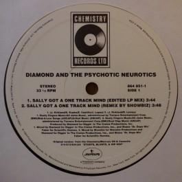 Diamond D - Sally Got A One Track Mind