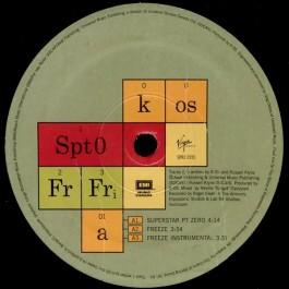 K-OS - Superstarr / Freeze