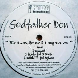 Godfather Don - Diabolique