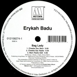 Erykah Badu - Bag Lady