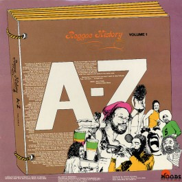 Various - Reggae History A-Z Volume 1