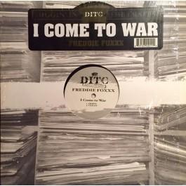 Freddie Foxxx - I Come To War