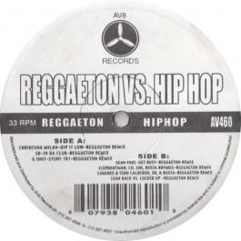 Various - Reggaeton VS. Hip Hop