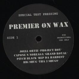 DJ Premier - Premier On Wax
