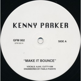 Kenny Parker - Make It Bounce / Uptown