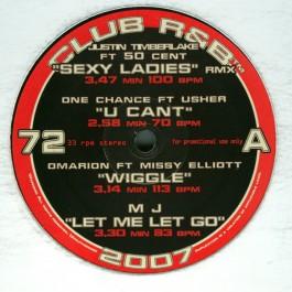 Various - Club R&B 72