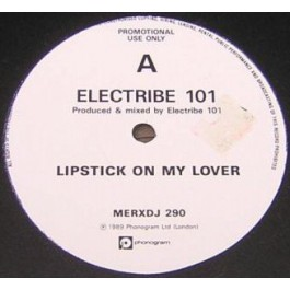 Electribe 101 - Lipstick On My Lover / Diamond Dove