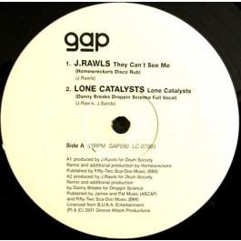 J. Rawls / Lone Catalysts - Rapattack Vol.2