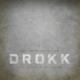Geoff Barrow / Ben Salisbury - Drokk: Music Inspired By Mega-City One