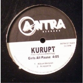Kurupt - Girls All Pause
