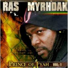 Ras Myrhdak - Prince Of Fyah Vol. 1