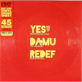 Damu The Fudgemunk - Yes We Can??