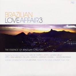 Various - Brazilian Love Affair: Vol. 3