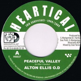 Alton Ellis - Peacefull Valley