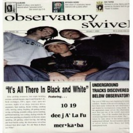 Observatory Swivel - It's All There In Black And White