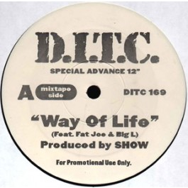 D.I.T.C. - Way Of Life