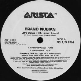 Brand Nubian - Let's Dance