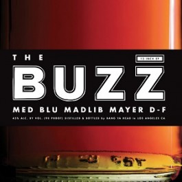 MED, Blu , Madlib - The Buzz