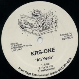 KRS-One - Ah Yeah