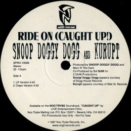 Snoop Dogg - Ride On (Caught Up)