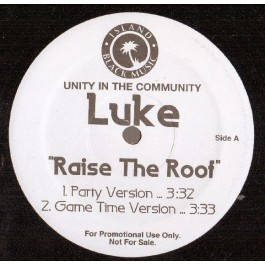 Luke - Raise The Roof