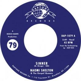 Naomi Shelton And The Gospel Queens - Sinner