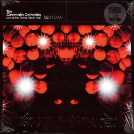 The Cinematic Orchestra - Live At The Royal Albert Hall 02.11.2007