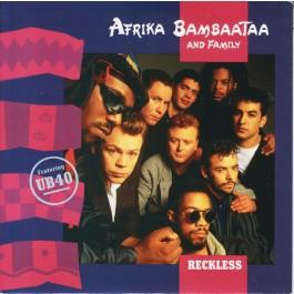 Afrika Bambaataa & Family Featuring UB40 - Reckless
