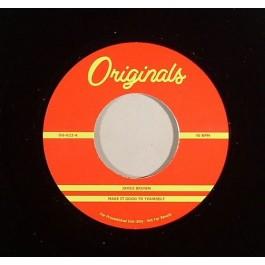 James Brown / Percee P - Make It Good To Yourself / Lung Collapsing Lyrics