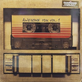 Various - Guardians Of The Galaxy Awesome Mix Vol. 1