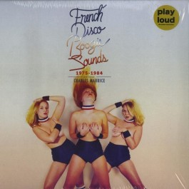 Various - French Disco Boogie Sounds (1975-1984)