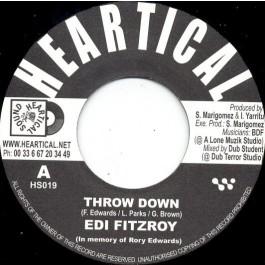 Edi Fitzroy / Roberto Sanchez - Throw Down / Slaving For A Reason
