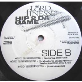 Lord Finesse - Hip 2 Da Game / No Gimmicks (Brainstorm Remix)