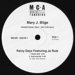Mary J. Blige Featuring Ja Rule - Rainy Dayz