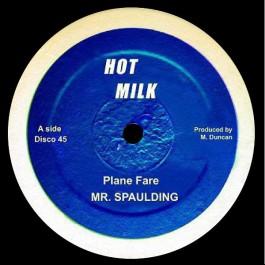 Mr. Spaulding - Plane Fare / Fantastic