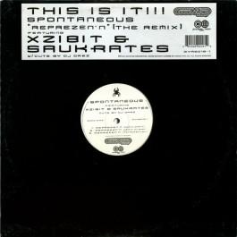 Spontaneous - Reprezen'n (Remix)