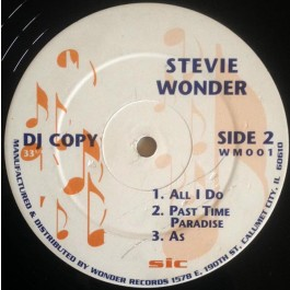 Stevie Wonder - Untitled