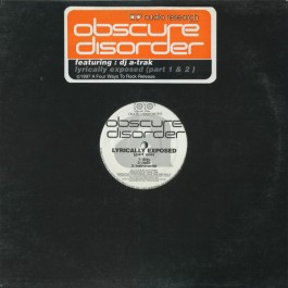 Obscure Disorder - Lyrically Exposed