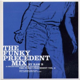 Various - The Funky Precedent Mix