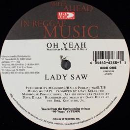 Lady Saw - Oh Yeah / No Matta Me