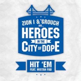 Zion I - Hit 'Em / Trains & Planes