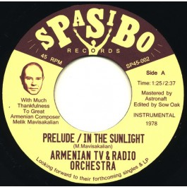 Armenian TV & Radio Orchestra - Prelude / In The Sunlight