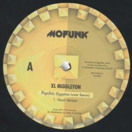 XL Middleton -  Psychic (Egyptian Lover Remix)