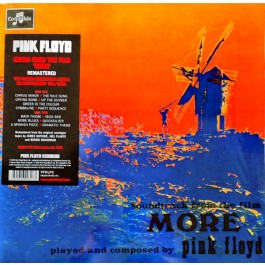"""Pink Floyd - Soundtrack From The Film """"More"""""""