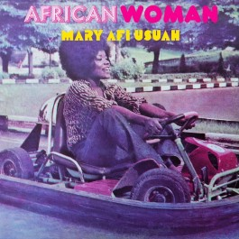 Mary Afi Usuah - African Woman
