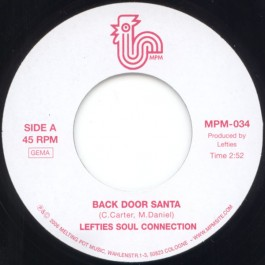 Lefties Soul Connection - Back Door Santa