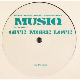 Musiq - Give More Love / Cloaked