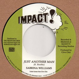 Sabrina Williams - Just Another Man